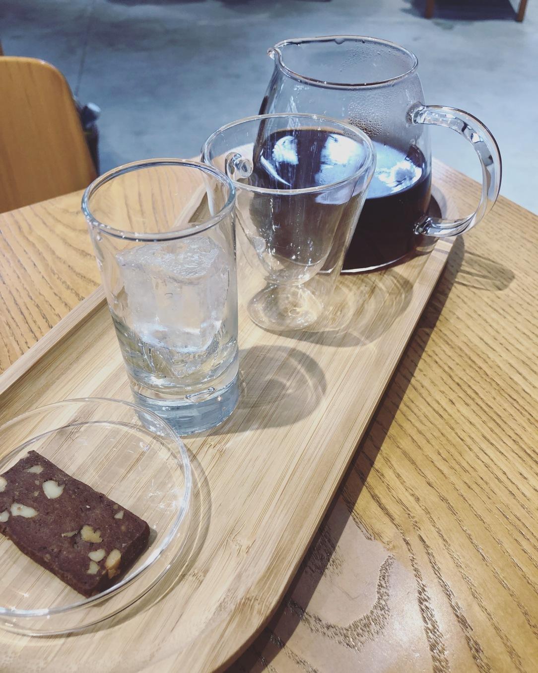 Coffee @ Shintomicho Cultural Market