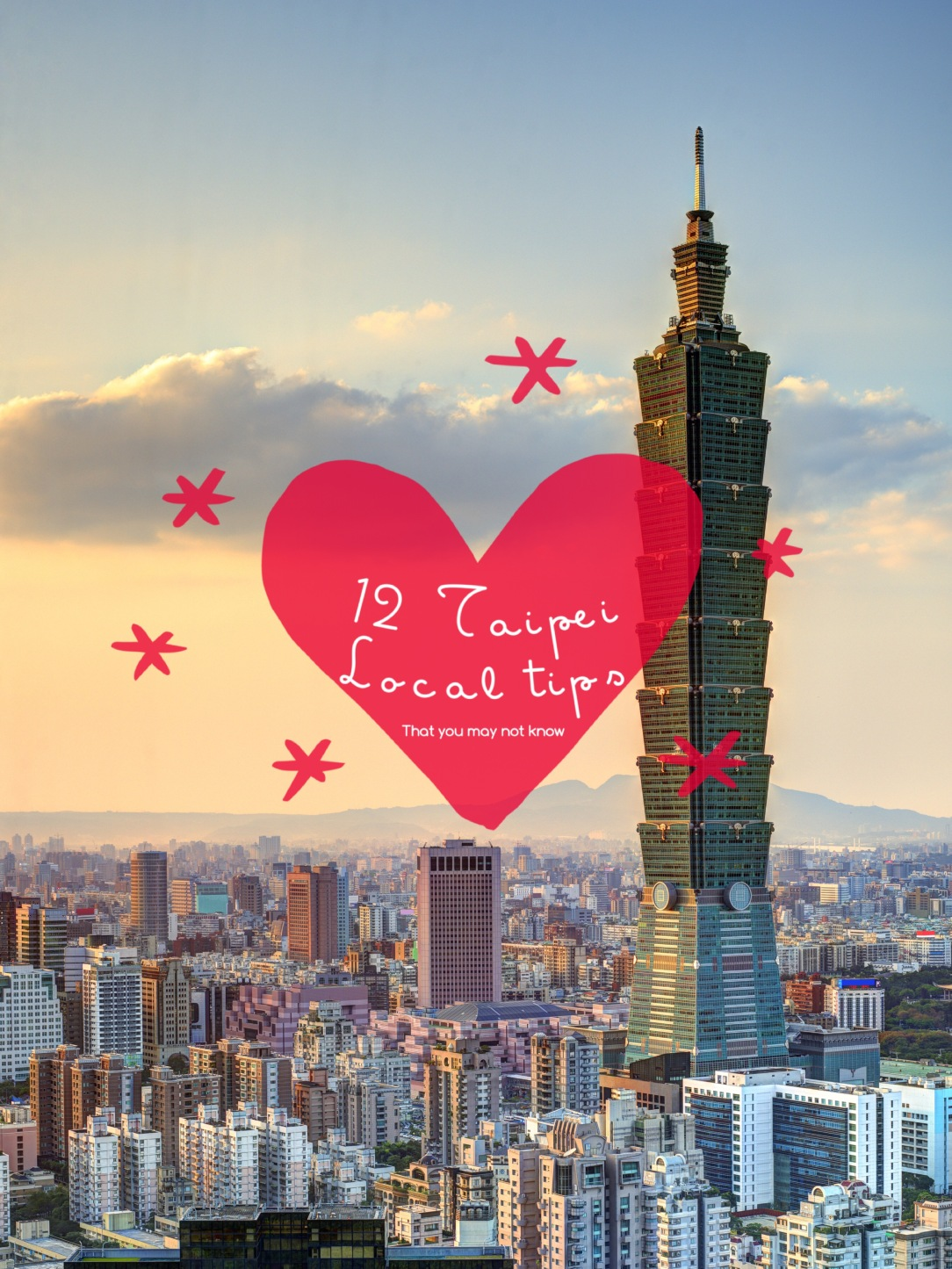 12 Taipei Local Tips That you may not know