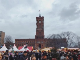 Europe Christmas Market - Berlin 2