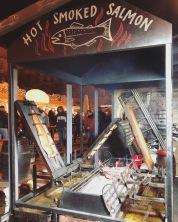 Budapest, Europe Christmas Market (Food)