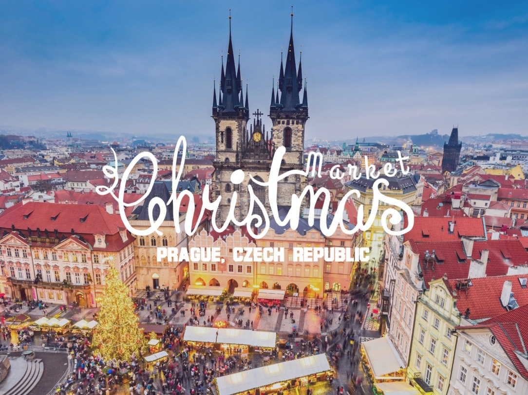 Europe Christmas Market - Prague 1