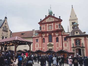 Europe Christmas Market - Prague 3