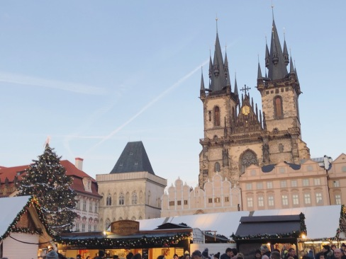 Europe Christmas Market - Prague 7