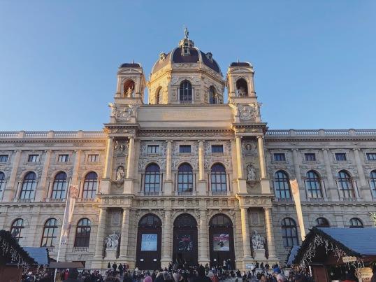 Vienna, Europe Christmas Market