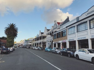 Simons Town. Cape Town, South Africa