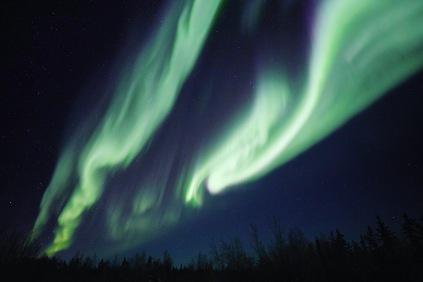 Yellowknife - Northern Lights 3