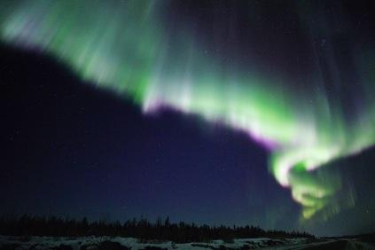 Yellowknife - Northern Lights 5