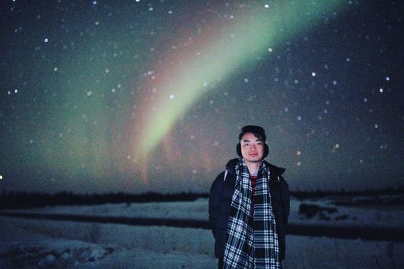 Yellowknife - Northern Lights 6