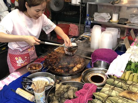 Try pork knuckles & ginger stew