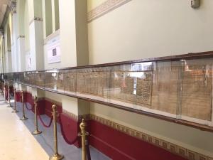 Egyptian Museum (15) - Papyrus of Yuya