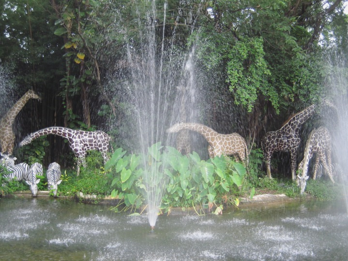 9 Go Nature Safari Thailand