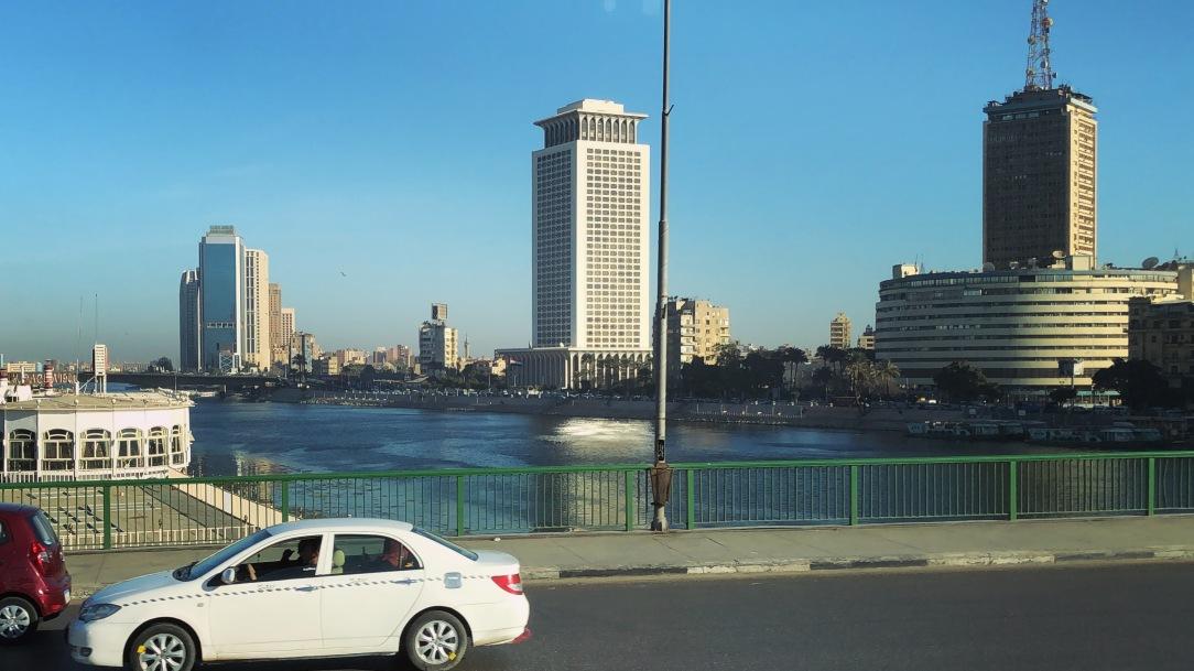 Day 1 Cairo