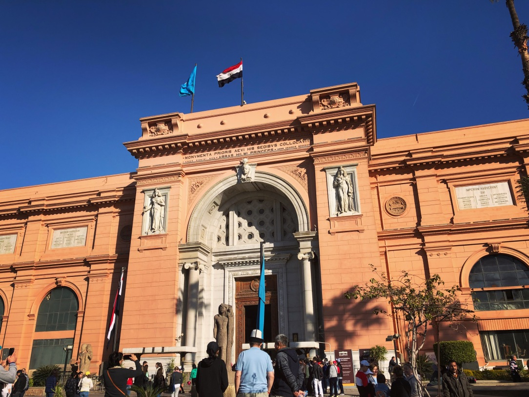 Day 1 Egyptian Museum