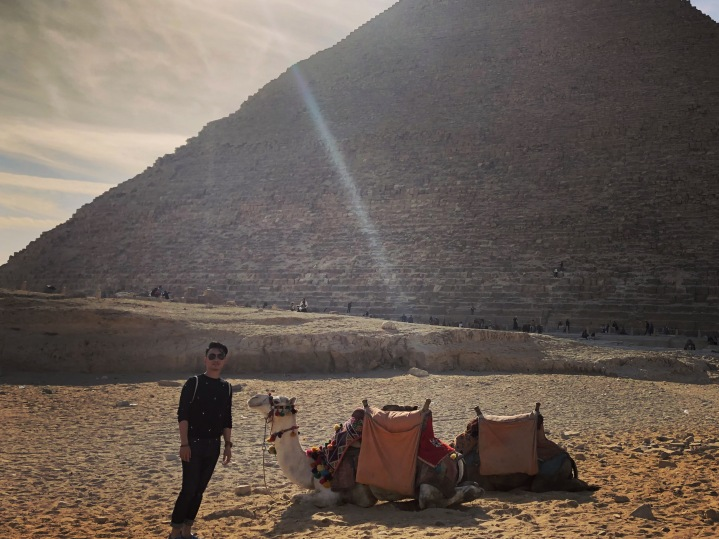 Day 2 Great Pyramid of Giza 6