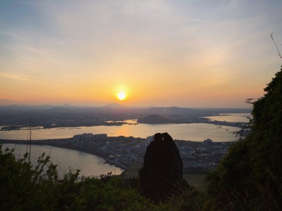 Seong San Sunrise Peak 10
