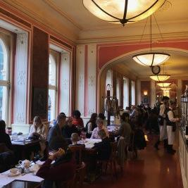 Prague - Cafe Louvre 3