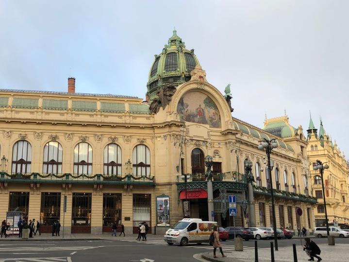 Prague - Municipal House
