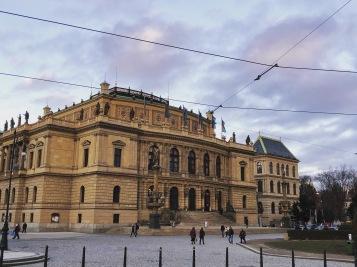 Prague - Rudolfinum