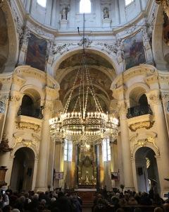 Prague - St Nicholas Church 2