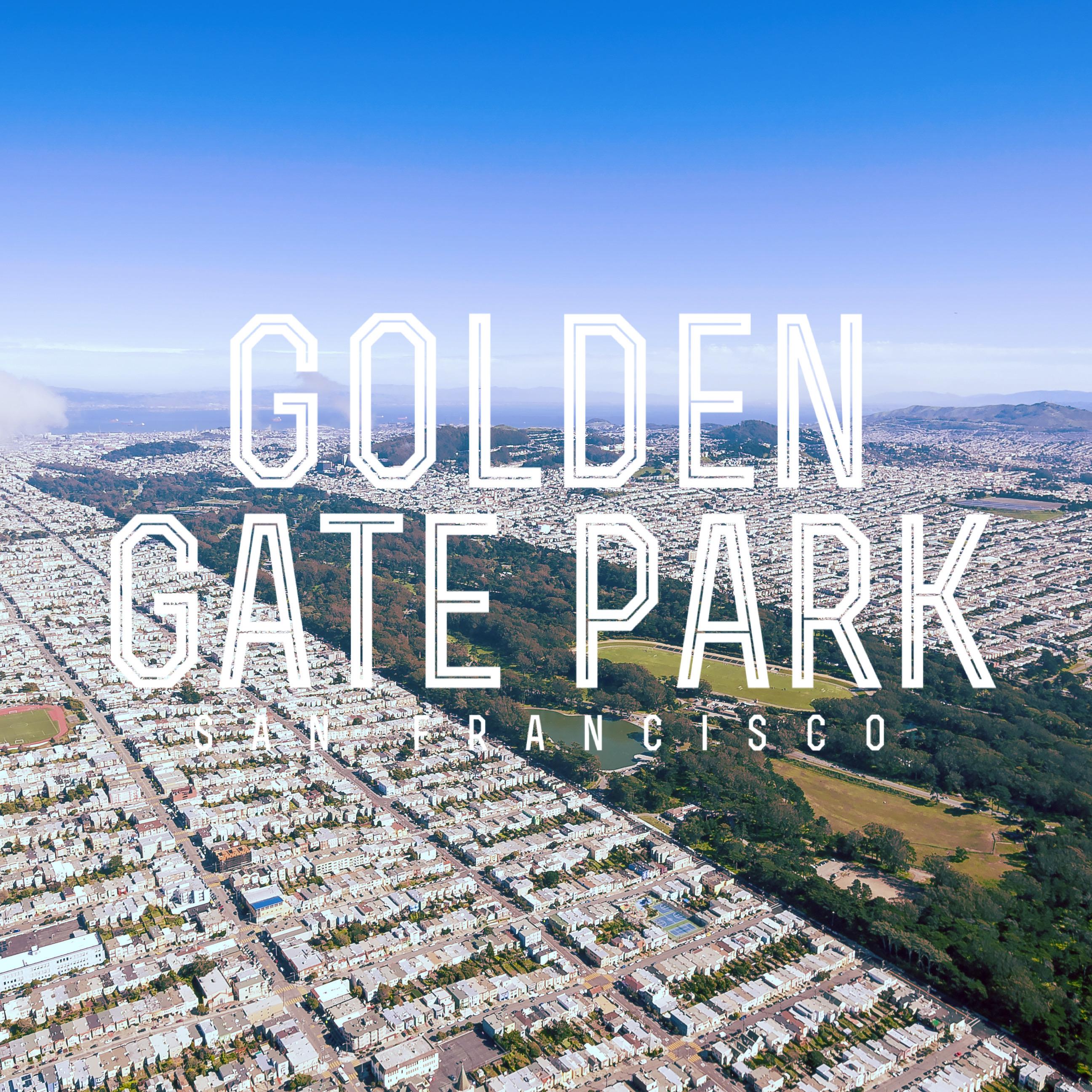 Golden Gate Park and Presidio, San Francisco 1